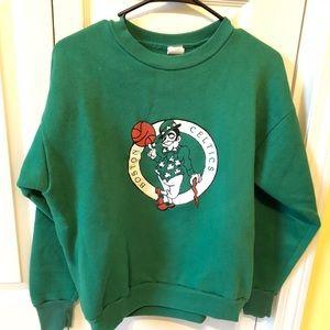 Sweaters - vintage Celtic crew neck sweater